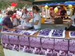IWD stall at Fair Day